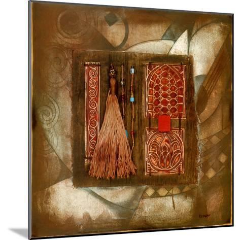 Copper Ages VII-Marian Kessler-Mounted Art Print