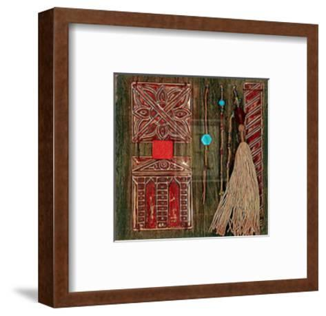Copper Ages VIII-Marian Kessler-Framed Art Print