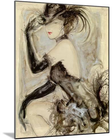 My Fair Lady I-Karen Dupr?-Mounted Art Print