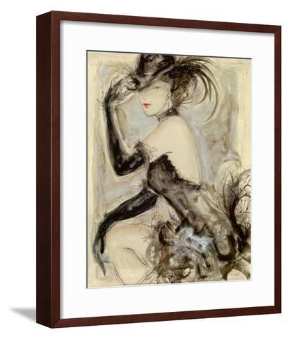 My Fair Lady I-Karen Dupr?-Framed Art Print
