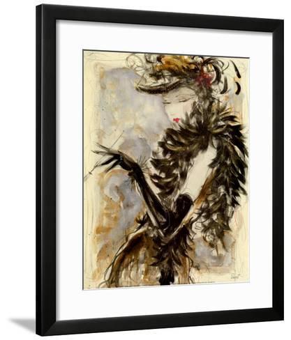 My Fair Lady III-Karen Dupr?-Framed Art Print
