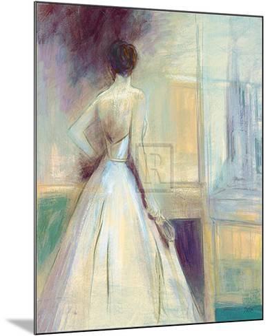 Getting Ready-Helen Sutton-Mounted Art Print
