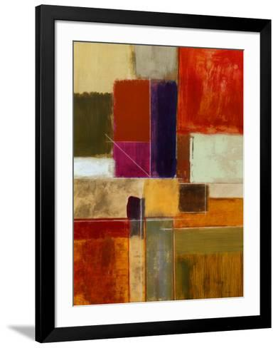 County Line III-Giovanni-Framed Art Print