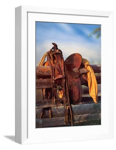 Trail's End-David R^ Stoecklein-Framed Art Print