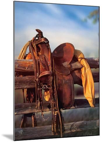 Trail's End-David R^ Stoecklein-Mounted Art Print