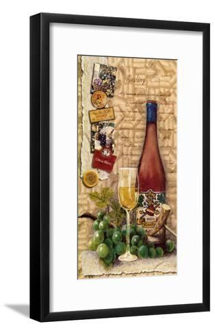 Riesling--Framed Art Print