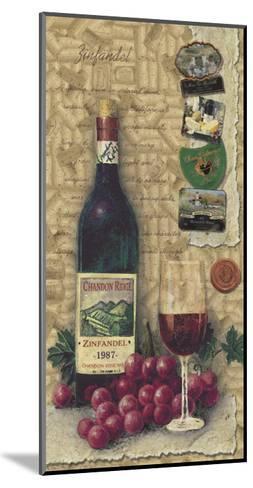 Zinfandel--Mounted Art Print