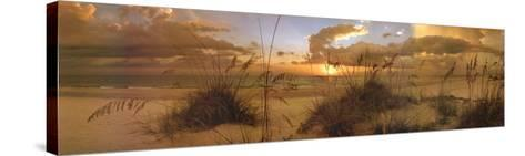 Tranquility-Doug Cavanaugh-Stretched Canvas Print