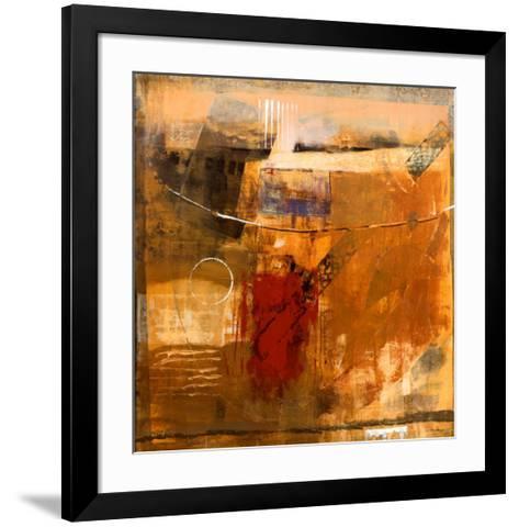 Never Let Go-John Douglas-Framed Art Print