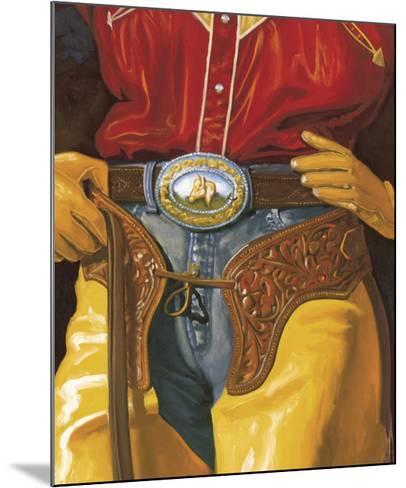 Durango-P^ Moss-Mounted Art Print