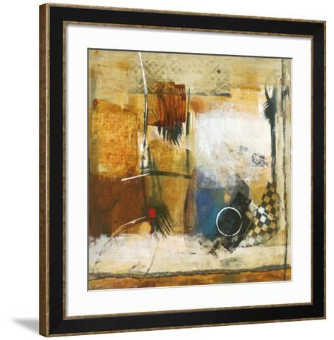 No Time to Lose-John Douglas-Framed Art Print