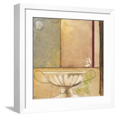 Celestial Urn I-Celeste Peters-Framed Art Print