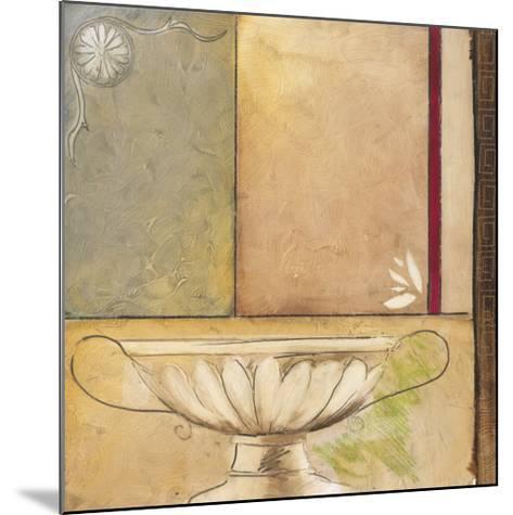 Celestial Urn I-Celeste Peters-Mounted Art Print