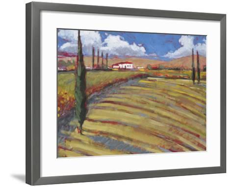 Pastoral Fields I-Craig Alan-Framed Art Print