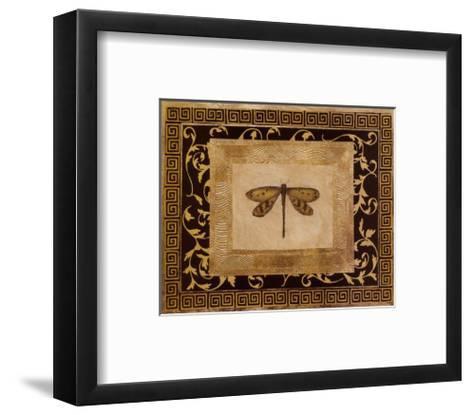 Dragon Fly I-Alan Hayes-Framed Art Print