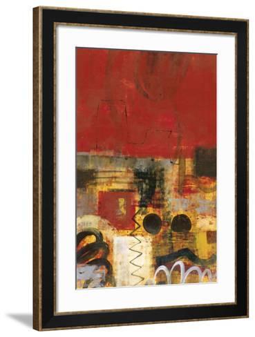 Decades III-James Elliot-Framed Art Print