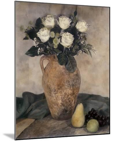 Rose Still Life-Laurie Eastwood-Mounted Art Print