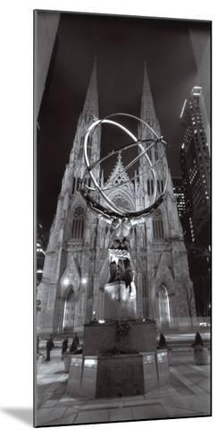 Saint Patrick's Cathedral, New York City-Henri Silberman-Mounted Art Print