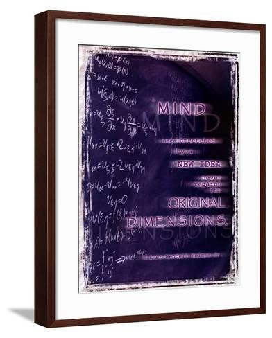 New Ideas--Framed Art Print
