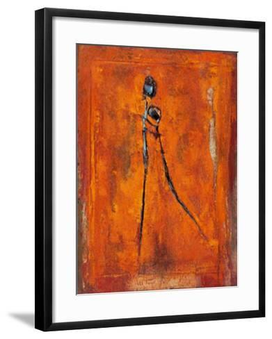 Untitled M-255-Heinz Felbermair-Framed Art Print