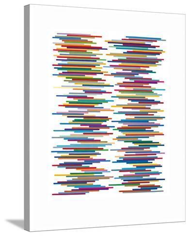 Construire Dirent Elles, c.1999-Mencoboni-Stretched Canvas Print
