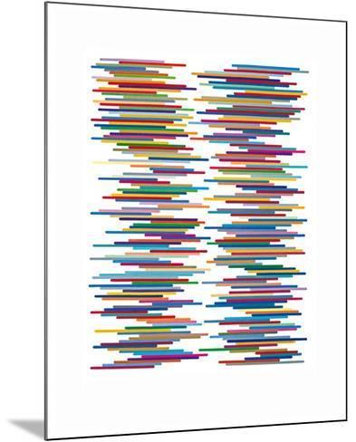 Construire Dirent Elles, c.1999-Mencoboni-Mounted Art Print