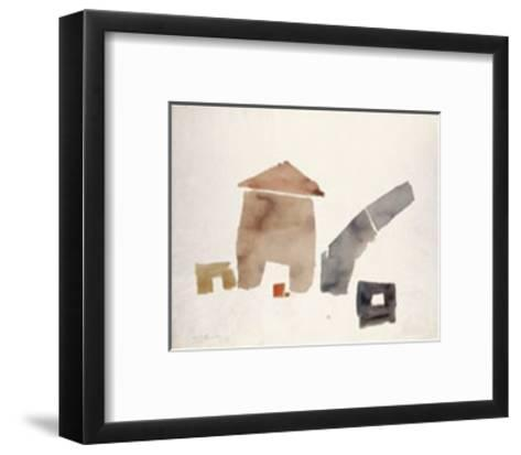 2004-Julius Bissier-Framed Art Print