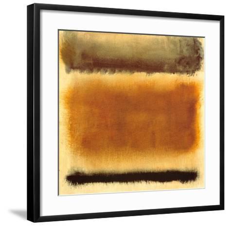 Untitled, c.1958-Mark Rothko-Framed Art Print