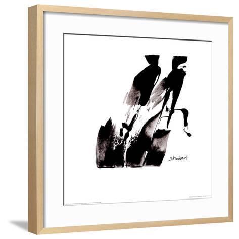 Arrivederci I-Dilorenzo-Framed Art Print