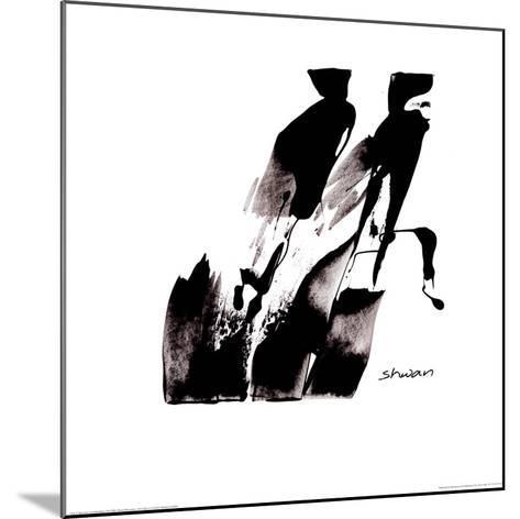 Arrivederci I-Dilorenzo-Mounted Art Print