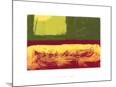 Untitled, c.2000-Walter Fusi-Mounted Serigraph