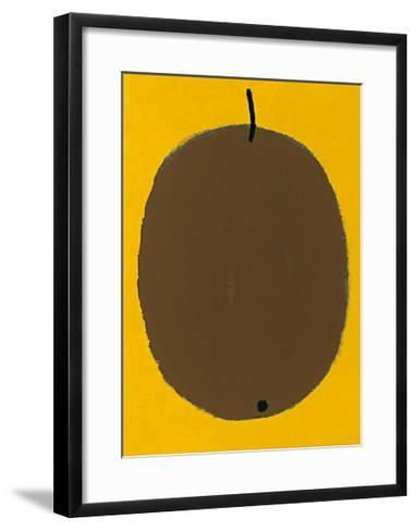 Apple, c.1934-Paul Klee-Framed Art Print