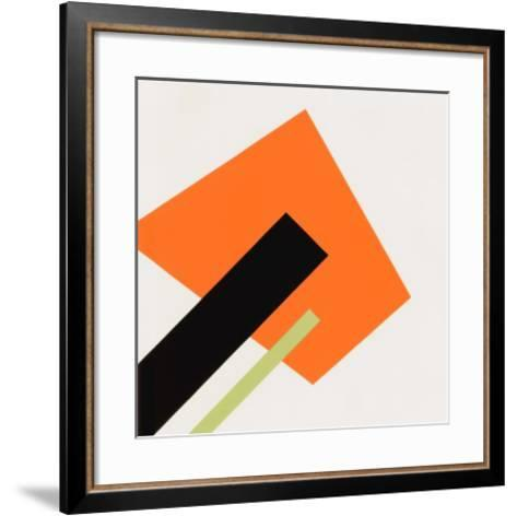 Untitled, c.1917-Ivan Kljun-Framed Art Print
