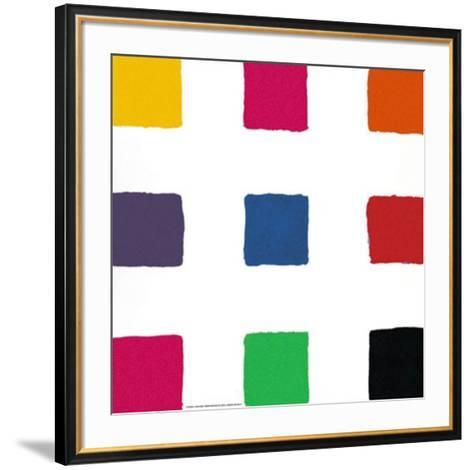 Untitled I-Thierry Montigny-Framed Art Print