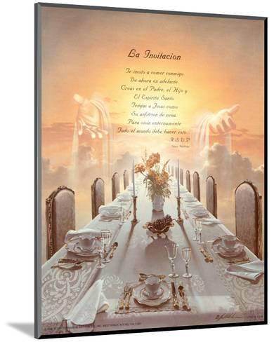 Invitation-Danny Hahlbohm-Mounted Art Print