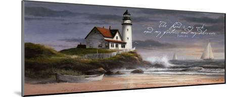 Lighthouse: Dusk-T^ C^ Chiu-Mounted Art Print