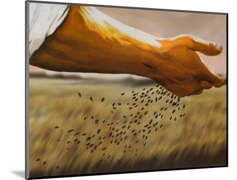 The Sower-Garret Walker-Mounted Art Print