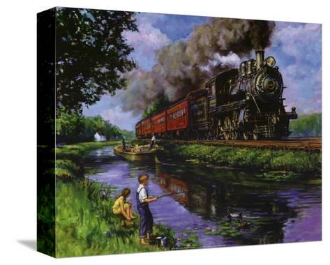 An American Classic-Xaras-Stretched Canvas Print