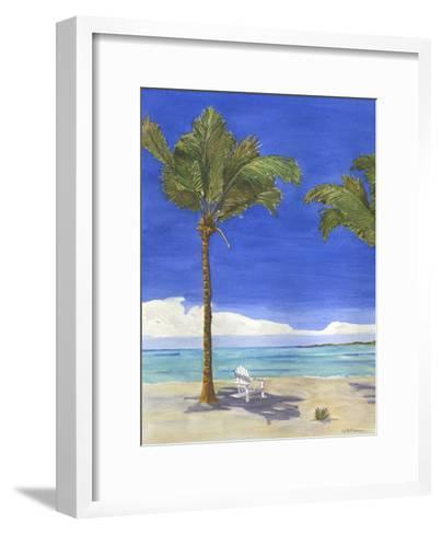 The Lonely Sea and Sky III-S^ L^ Hoffman-Framed Art Print