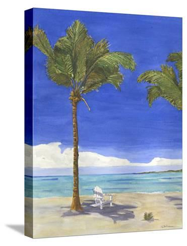 The Lonely Sea and Sky III-S^ L^ Hoffman-Stretched Canvas Print
