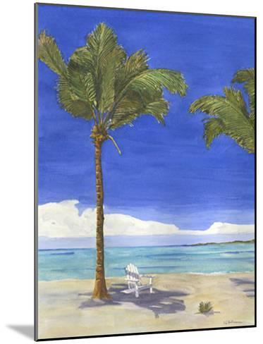 The Lonely Sea and Sky III-S^ L^ Hoffman-Mounted Art Print
