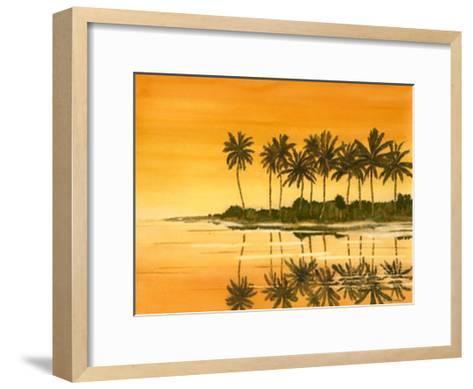 Reflections II-S^ L^ Hoffman-Framed Art Print