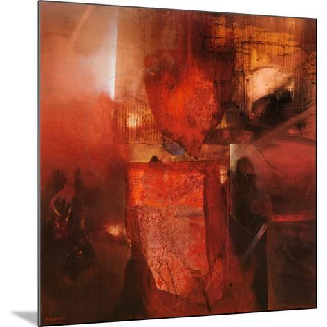Burning Heart-Fausto Minestrini-Mounted Art Print
