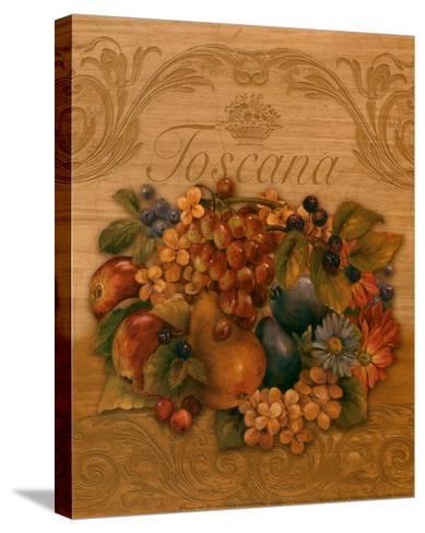 Toscana-Pamela Gladding-Stretched Canvas Print