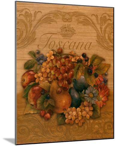 Toscana-Pamela Gladding-Mounted Art Print