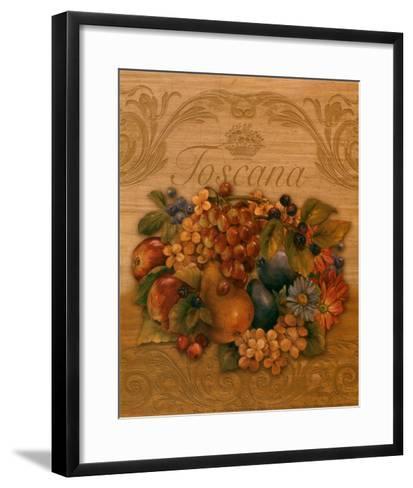 Toscana-Pamela Gladding-Framed Art Print