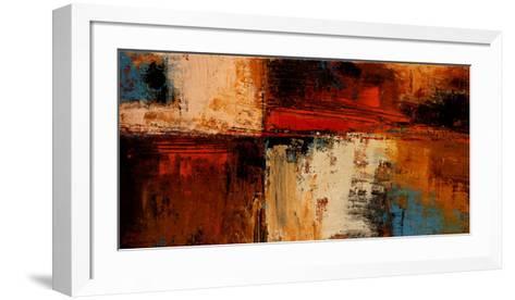Solar Strata I-Marta Castells-Framed Art Print