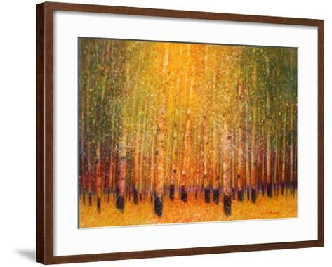 Aspen Glow-Gary Max Collins-Framed Art Print