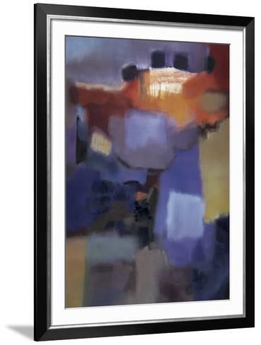 Quartet-Nancy Ortenstone-Framed Art Print