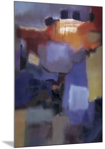 Quartet-Nancy Ortenstone-Mounted Art Print